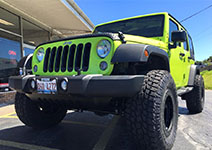 Jeep® Accessories in Davenport, IA
